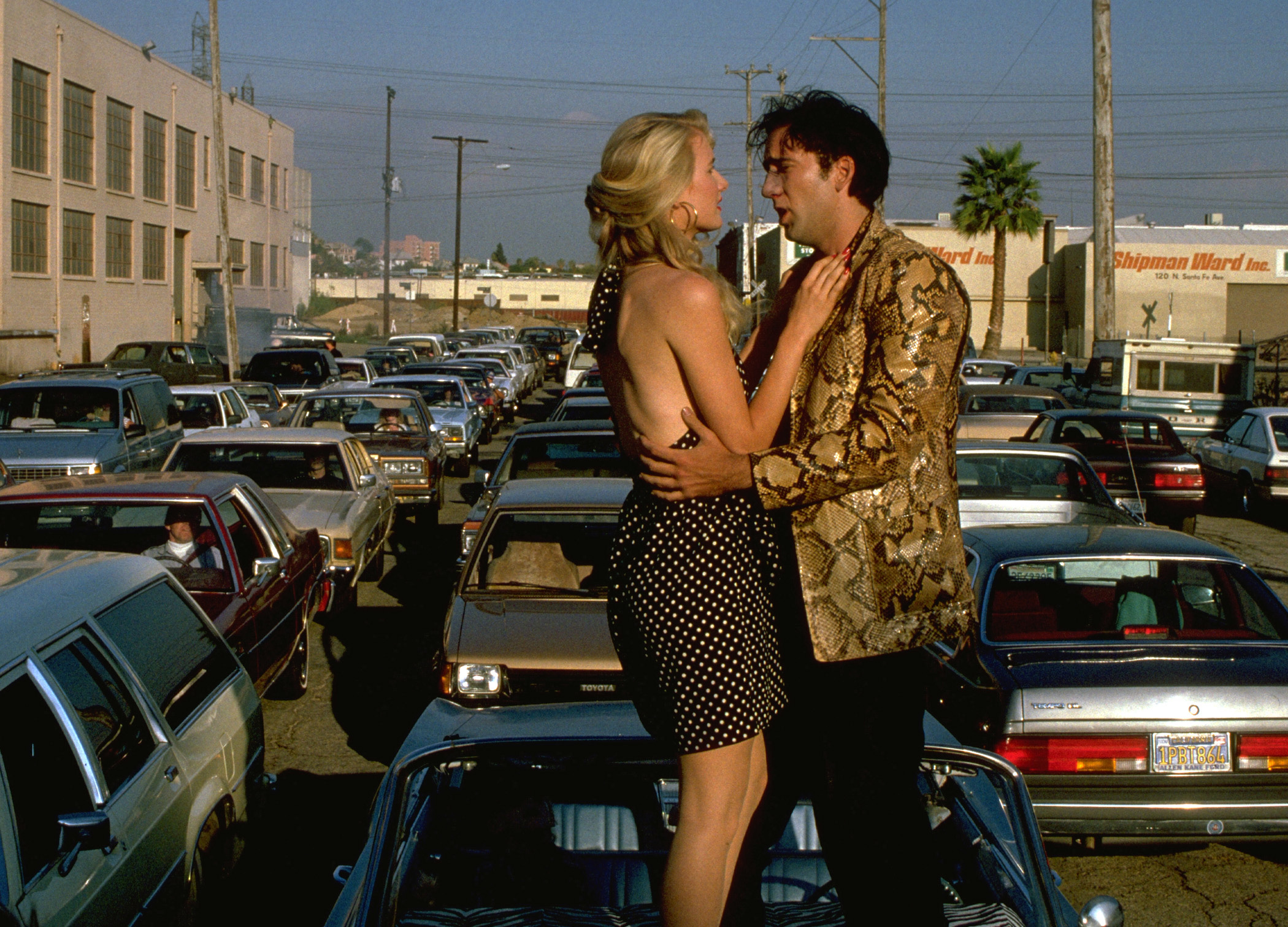 Sailor et Lula (Wild at Heart) de David Lynch - Laura Dern et Nicolas Cage