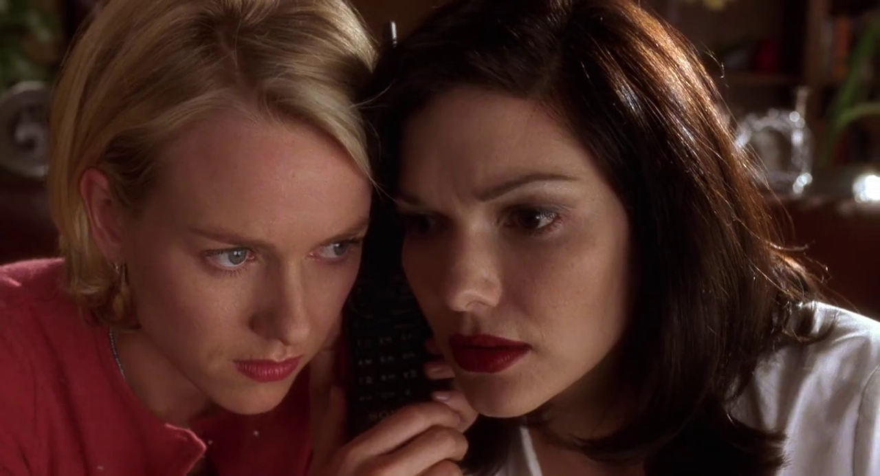 Mulholland Drive - Naomi Watts (Betty) et Laura Elena Harring (Rita)