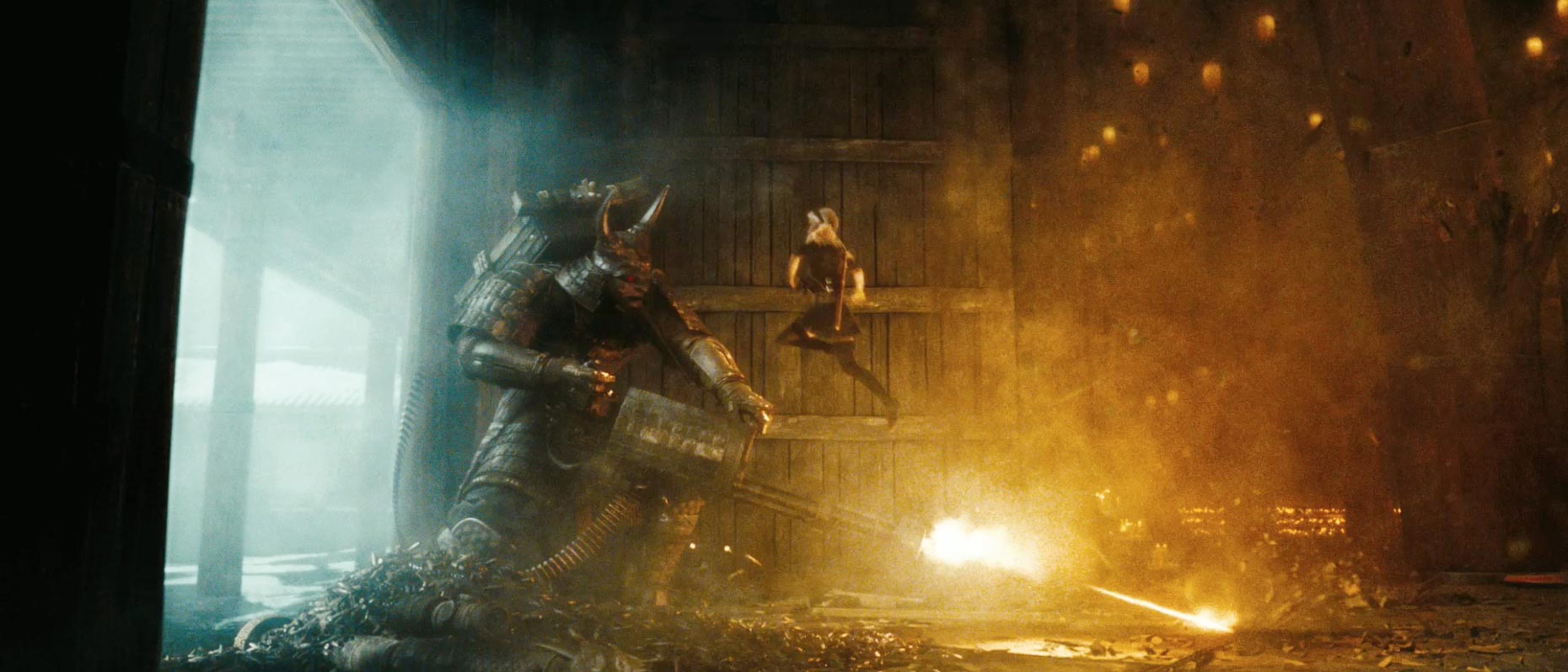 Une collection de désirs d'images : Sucker Punch de Zack Snyder.